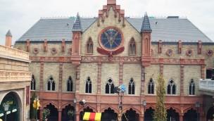 Voletarium Gebäude im Europa-Park