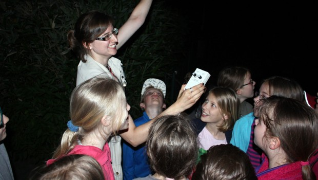 Zoo Heidelberg Nachtwanderung