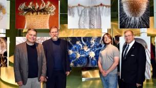 Zoo Rostock und Universität Rostock präsentieren gläserne Geschöpfe des Meeres: Sonderausstellung nun eröffnet