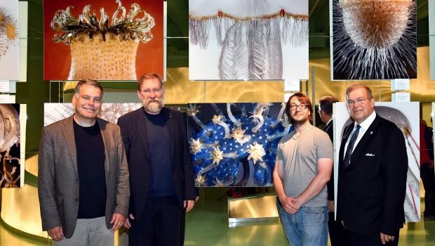 Zoo Rostock Eröffnung Ausstellung Blaschka