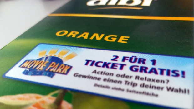 Albi Movie Park 2 für 1 Ticket 2017