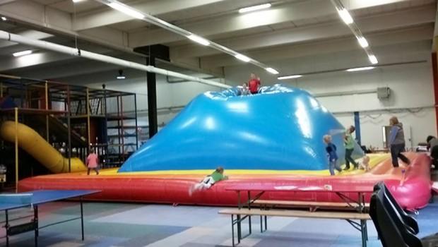 Alpimaro Kinderhallenspielplatz