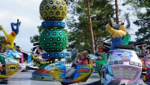 Eifelpark 2017 wieder mit Break Dance: Volksfest-Klassiker im Sommer im Freizeitpark