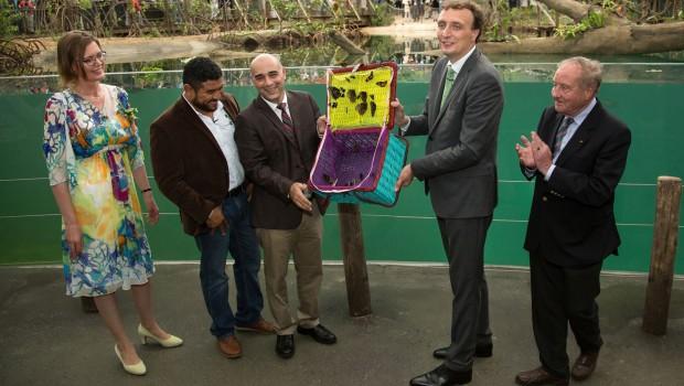 Burgers' Zoo Mangrove eröffnet