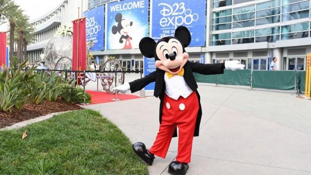 D23 Expo 2017 Disney