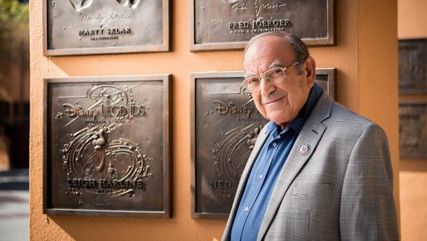 Disney Marty Sklar