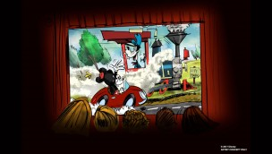 """Mickey and Minnie's Runaway Railway"" für Disney's Hollywood Studios angekündigt"