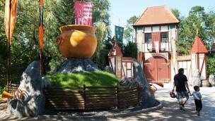 Erlebnispark Schloss Thurn Das Magische Tal