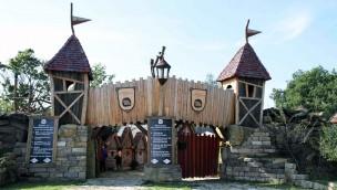 Erlebniswelt Steinreich Sachsen Eingang