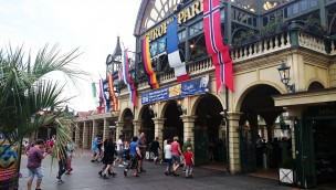 """""""Reserviertes Parken"""" neu am Europa-Park: VIP-Parkplätze direkt neben dem Haupteingang"""
