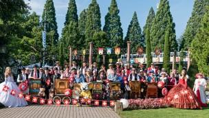 Schweizer Fest im Europa-Park 2017 von 29. Juli bis 1. August: Raclette, Fondue und Jodler