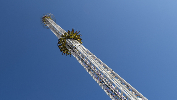 90 Meter The Tower von Ordelmann