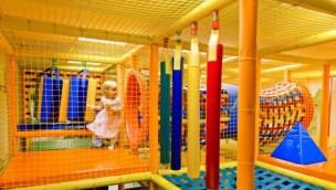 Halligalli Kinderwelt MyZeil Frankfurt günstiger: Tickets und Verpflegung mit 40% Rabatt!