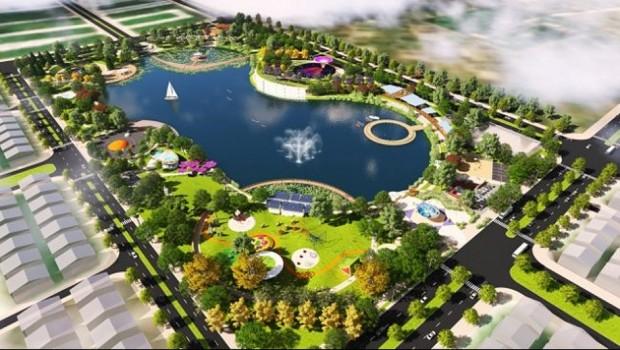 Hanoi Astronomie Freizeitpark