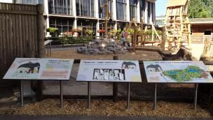 Zoologischer Stadtgarten Karlsruhe: Kinderturn-Welt feiert einjähriges Bestehen mit Familientag am 22. Juli 2017