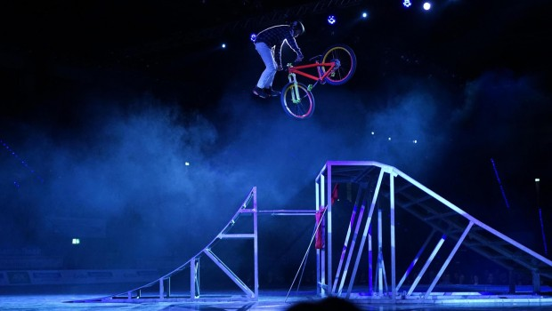 LEGOLAND Deutschland Action-Show Jump'n'Motion