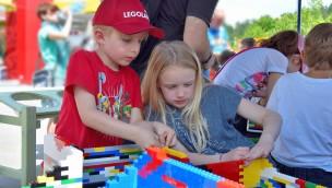 LEGOLAND Deutschland will größten LEGO-Seestern der Welt erschaffen: Bau-Projekt mit Besuchern ab 31. Juli 2017
