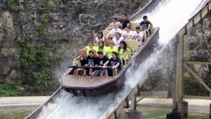 """Six Flags Fiesta Texas nimmt Abschied von """"Power Surge"""""""
