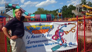 Quassy Amusement Park Wasserpark Erweiterung 2018 Ankündigung