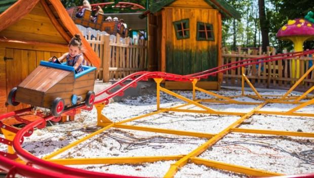 Rabkoland Neuheit 2017 Viking Coaster Kinderachterbahn
