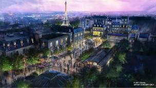 Ratatouille-Attraktion für Walt Disney World angekündigt: Epcot erhält neue Themenfahrt