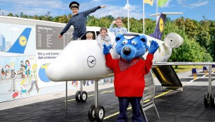 """Neues Design für """"Kids Airport"""" im Ravensburger Spieleland: Lufthansa wird strategischer Partner"""