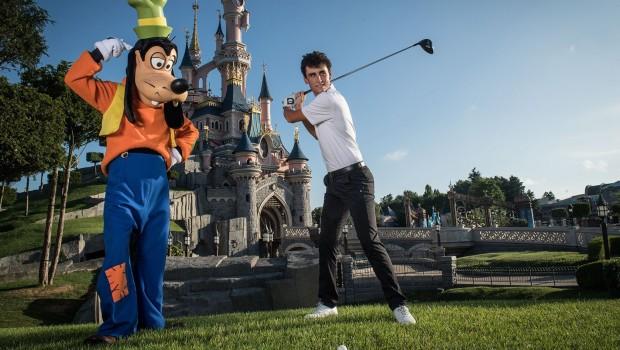 Renato Paratore Gold Disneyland Paris Goofy
