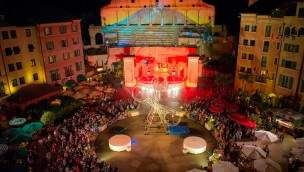 Sommershow Imperio Colosseo Europa-Park 2017