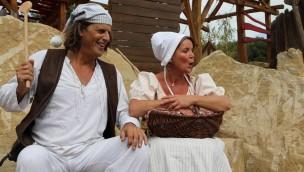 """Erlebniswelt Steinreich wird zur """"Märchenzeit"""" vom 21. bis 23. Juli zur Theaterbühne"""