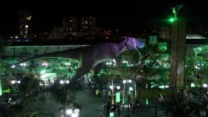 Neuer Dinosaurier-Themenpark nahe São Paulo eröffnet: T-Rex Park mit 17 Attraktionen