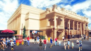 Neues Theater für Main Street, U.S.A. in Magic Kingdom des Walt Disney World Resort angekündigt