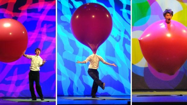 Tobi Van Deisner Riesen-Luftballon
