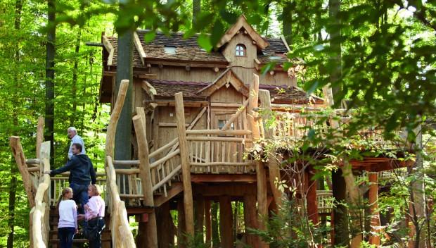 Tripsdrill Natur-Resort Baumhaus