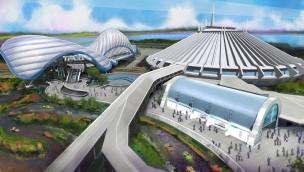 Walt Disney World erhält Tron-Achterbahn: Themengebiet für Magic Kingdom angekündigt