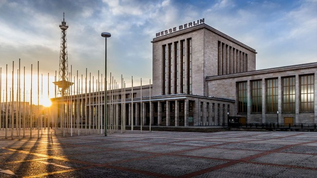 Euro Attractions Show 2017 Berlin Messehalle