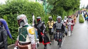 Bayern-Park: Das war das 15. Sternenkrieger- & Fantasy-Treffen