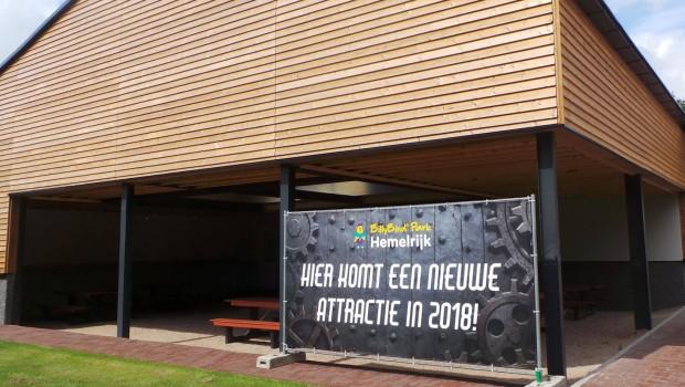 BillyBird Park Hemelrijk Neuheit 2018
