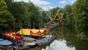 Busch Gardens Williamsburg Seeblick
