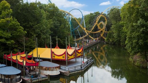 Busch Gardens Williamsburg Seeblick