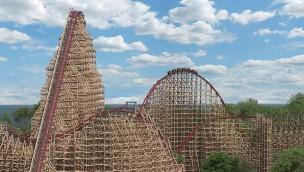 """Cedar Point greift nach 10 Weltrekorden: Hyper-Hybrid """"Steel Vengeance"""" für 2018 angekündigt"""