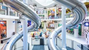 Comics Station Antwerpen Einblick