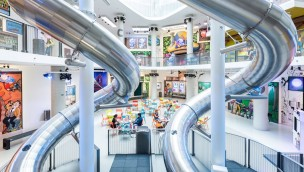 Comics Station Antwerpen: 50.000 Gäste innerhalb des ersten halben Jahres