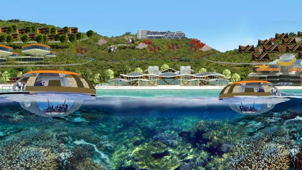 Coral World Park Nickelodeon