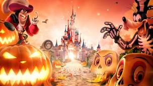 Halloween 2017 im Disneyland Paris: Magischer Gruselspaß mit Disney Villains und Goofy vom 1. Oktober bis 5. November