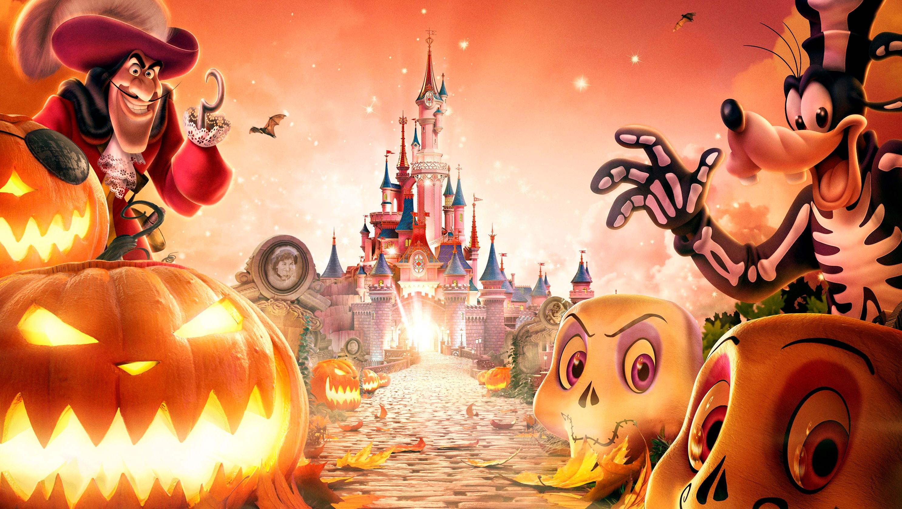 halloween disneyland food 2018