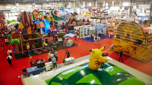 European Attractions Show Ausstellungsfläche