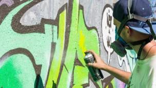 Europa-Park Graffiti Künstler