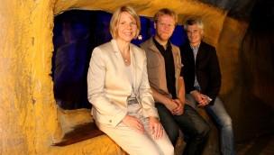 Fledermausgrotte Zoo Osnabrück eröffnet