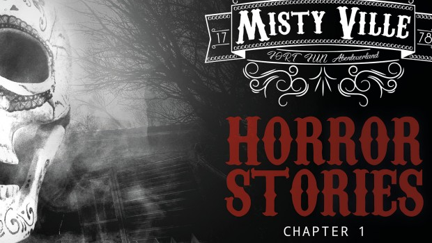 "FORT FUN Abenteuerland ""Misty Ville Horror Stories"" zu Halloween 2017"