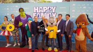 Nach VR-Achterbahn und 4D-Film im Europa-Park: Happy Family läuft im Kino an